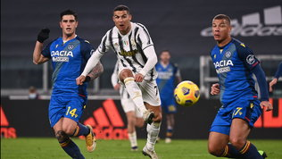 CR7, Chiesa e Dybala: poker all'Udinese