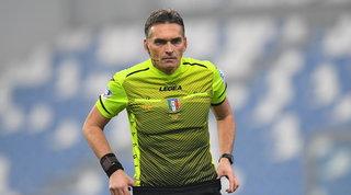 Sarà Irrati ad arbitrare il big match Milan-Juve, Orsato al Var
