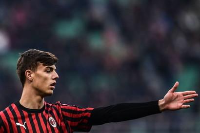 Daniel Maldini, 19 anni, Milan