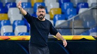 Napoli, Gattuso vuole chiarezza sul progetto prima del sì al rinnovo