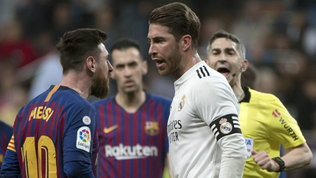 "Ramosrifiuta il rinnovo del Real Madrid: ""Vado al PSG con Messi"""