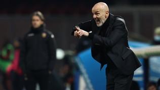 """France Football applaude Pioli: """"Un allenatore che vale"""""""