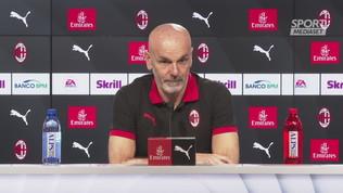 """Pioli aspetta la Juve: """"Siamo pronti"""""""