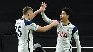 Sissoko e Son lanciano il Tottenham: Mourinho vola in finale