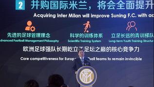 Inter, quote in pegno ad Alibaba e i contatticon un colosso finanziario