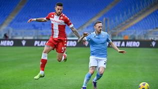 Lazio-Fiorentina, le immagini del match