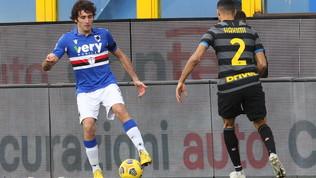 Sampdoria-Inter: le foto del match
