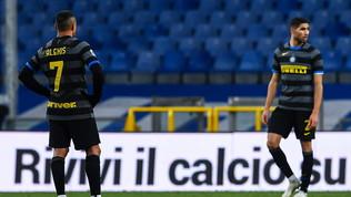L'Inter spreca la prova del nove: vecchi vizi e nuovi dubbi