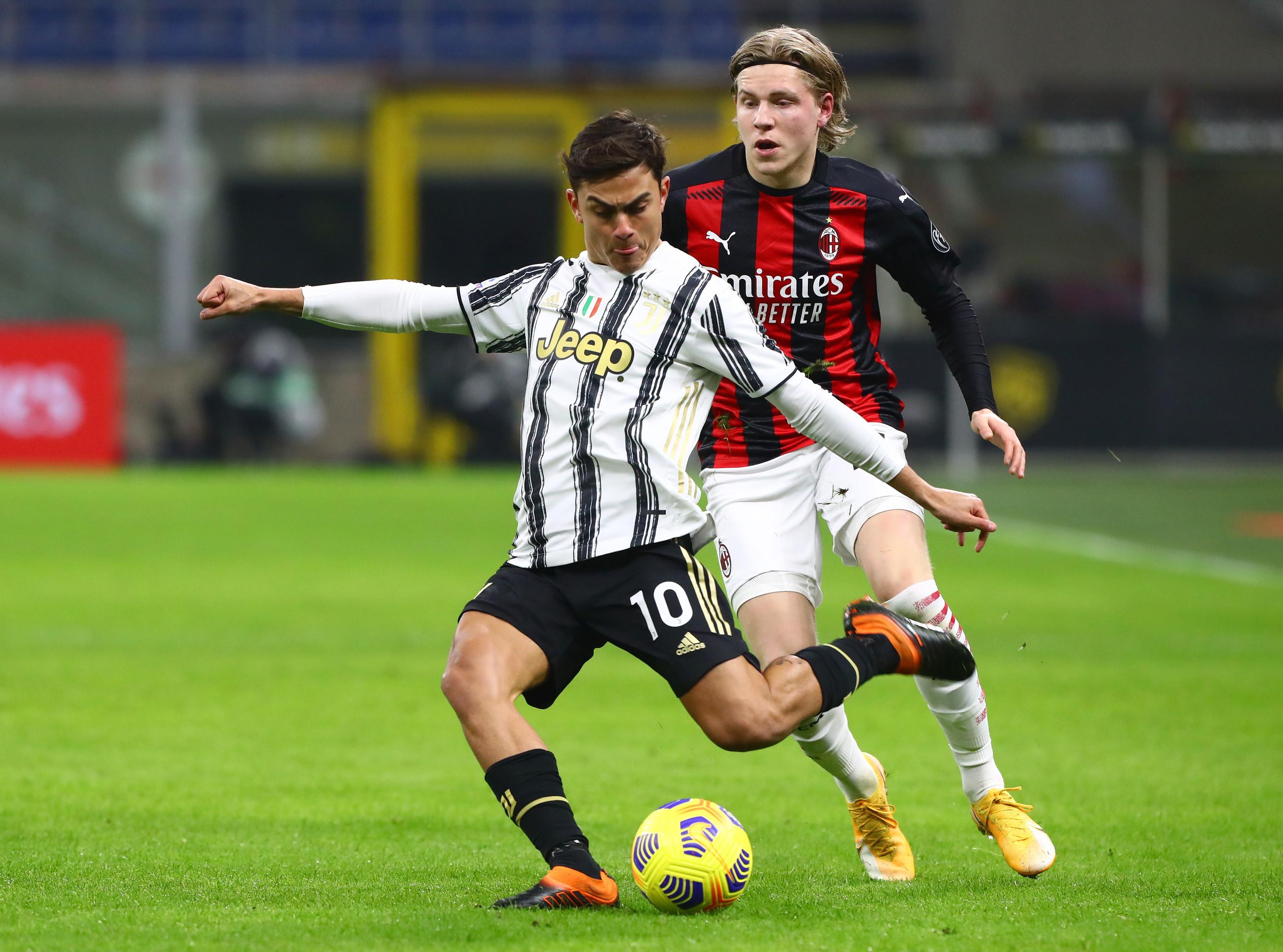 Milan-Juventus 1-3, le migliori foto del match di San Siro.<br /><br />