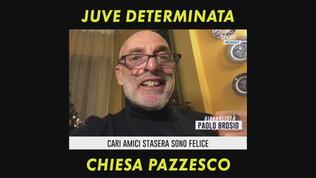 """Brosio: """"Juve determinata e Chiesa pazzesco!"""""""