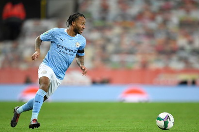 9. Raheem Sterling (Manchester City) 136.9