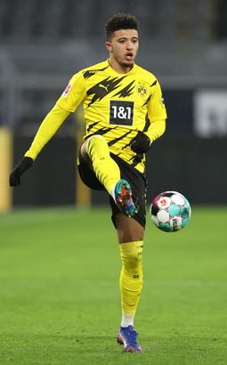 6. Jadon Sancho (Borussia Dortmund) 148.3