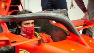"""Sainz jr: """"La Ferrari è come il Real, vincere non dipenderà solo da me"""""""