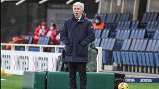 """Gasperini: """"Ogni impegno è pressante, attenzione al Benevento. Muriel in dubbio"""""""