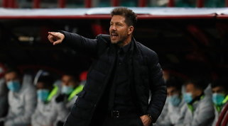 """Simeone scaccia le voci: """"Felice all'Atletico, col club c'è sintonia"""""""