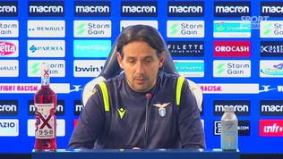 """S. Inzaghi: """"Contano i punti, penseremo poi al gioco"""""""