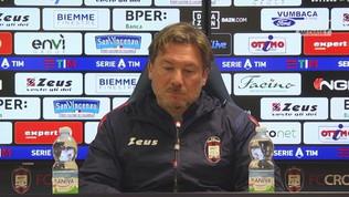 """Stroppa: """"Contro il Verona basta errori banali"""""""