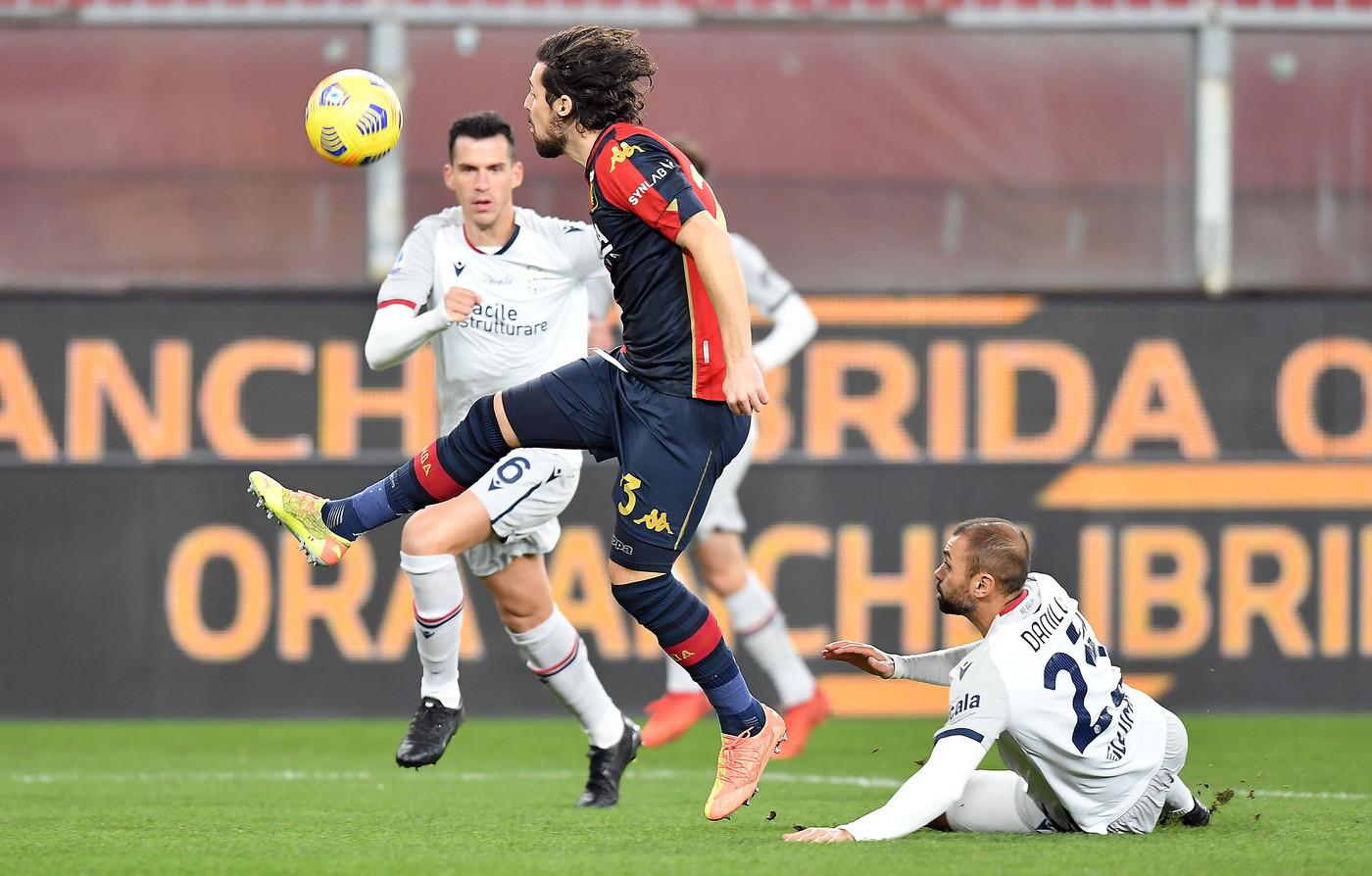 La squadra di Ballardini si impone per 2-0, a segno Zajc e Destro<br /><br />
