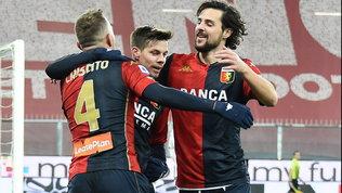 La cura Ballardini fa bene al Genoa: Zajc e Destro stendono il Bologna