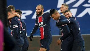 Il Lione frena a Rennes, Psg e Lille si avvicinano. Icardi, gol e assist