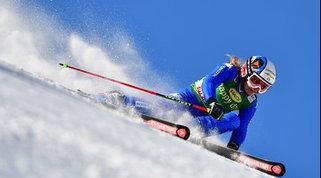 Sci alpino: a Lara Gut-Behrami il Super-G di St. Anton, Bassino splendida 2a