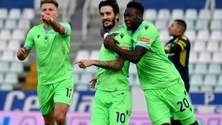 La Lazio non molla la rincorsa Champions, ritorno amaro per D'Aversa