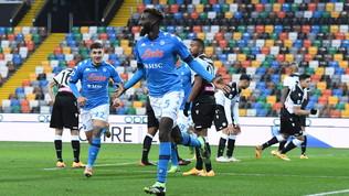 Bakayoko al 90' regala i tre punti ad un Napoli affaticato