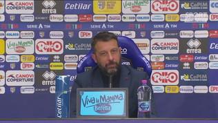 """D'Aversa: """"Commessi errori di... gioventù"""""""