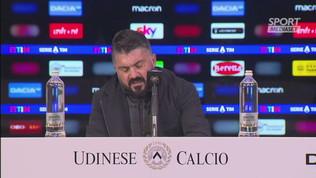"""Gattuso: """"I giovani devono smanettare di meno"""""""