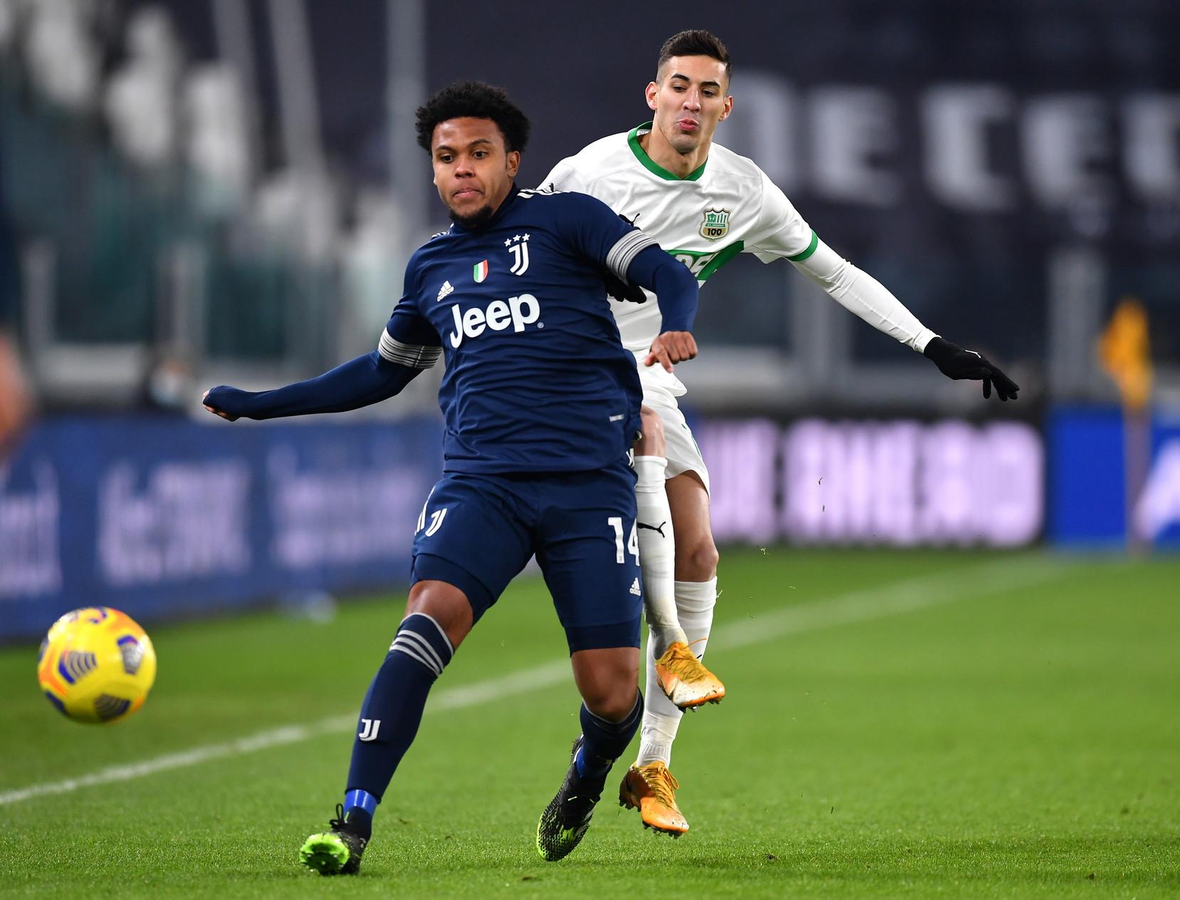 Juventus-Sassuolo 3-1, le migliori foto del match.<br /><br />