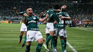 Copa Libertadores: il River sfiora l'impresa ma è il Palmeiras la prima finalista