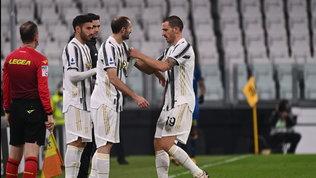 Juve, test in vista del derby d'Italia: riecco Chiellini, Morata titolare