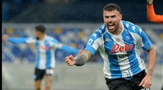 Napoli, turnover con l'Empolicon vista sulla Juve: si riparte da Petagna