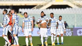 Fiorentina-Inter: le foto del match