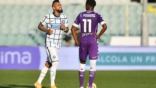 Lukaku al 119' elimina la Fiorentina! L'Inter vola ai quarti