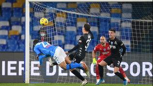 Napoli-Empoli: le foto del match