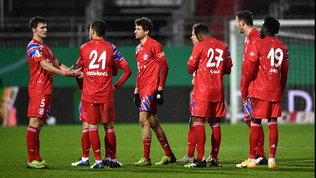 Clamoroso in Coppa: Bayern eliminato ai rigori dal Kiel (Seconda Divisione)