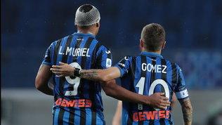 """Muriel sul caso Gomez: """"Il Papu ci manca, gli auguro il meglio"""""""