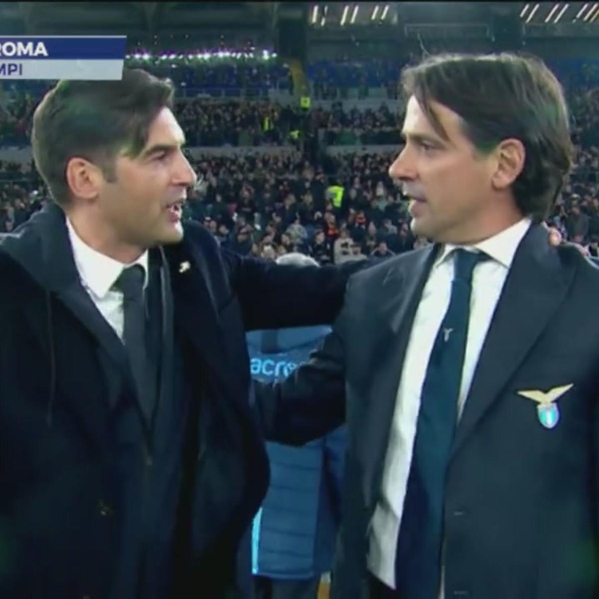 Lazio-Roma: le ultime dai campi – Sportmediaset