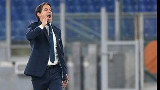 """Lazio, Inzaghi: """"Aggressività e zero errori: così possiamo battere la Roma"""""""