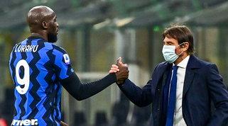 """Lukaku premiato da Conte: """"Grazie mister, voglio vincere con l'Inter"""""""