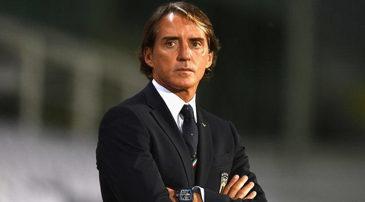 """Mancini sicuro: """"Che sfida con la Spagna! Ma alla fine vinceremo noi"""""""