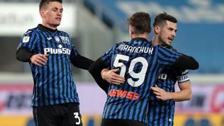 Atalanta-Cagliari: le foto del match