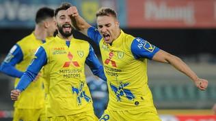 Il Chievo prova a risalire: Entella battuta. Frosinone frenato a Vicenza