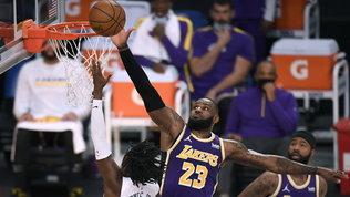Lakers e Clippers stravincono, sorridono anche Celtics e Bucks