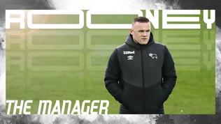Rooney dà l'addio al calcio: seconda vita da tecnico del Derby County