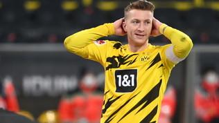 Reus sbaglia e il Dortmund frena, pari Lipsia a Wolfsburg