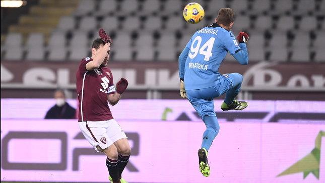 Il Toro resta ancora al palo, lo Spezia resiste in dieci per 83'