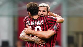 Il Milan perde i pezzi: Theo Hernandez e Calhanoglu positivi al Covid-19