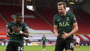 Liverpool-Unitedsenza gol, ne approfitta il City. Tris del Tottenham